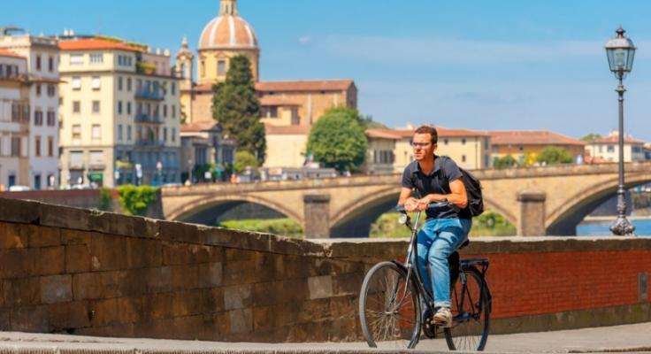 Florence fiets